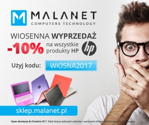 promocja hp malanet